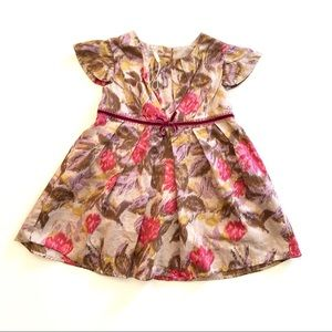 Monsoon Baby Girl Formal A-line Party Dress 6-12m